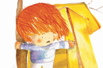 Florencia  Denis Illustration - florencia denis, flory denis, paint, painted, watercolour, traditional, picture book, picturebook, trade, children, toddlers