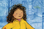 Gabby Grant Illustration - gabby grant, gabby, grant, traditional, picture book, fiction, educational, graphic novel, commercial, painted, classic, colourful, cute, sweet, girl, weather