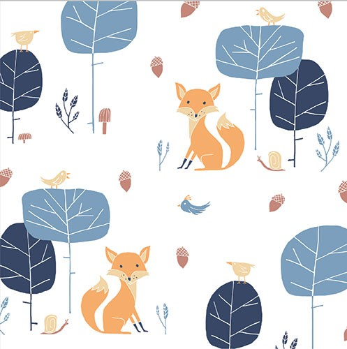Angela Navarra Illustration - angela, navarra, angela navarra, commercial, educational, editorial, advertising, greetings cards, licensing, design, graphic, stationary, digital, photoshop, textured, illustrator, surface pattern design, foxes, animals, trees, acorns