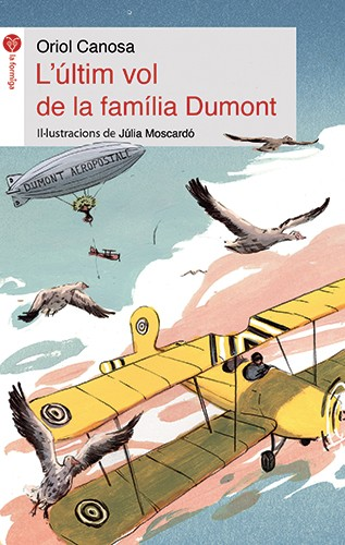 Julia Moscardo Illustration - Júlia Moscardó, illustrator, traditional, pencil, line work, hand drawn, texture, crayon, colour, colourful, plane, aeroplane, airplane, pilot, person, figure, educational, historical, geese, goose, birds, flying, air, sky, book, cover,