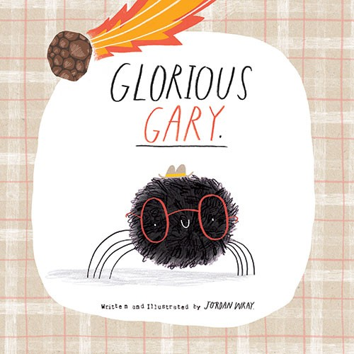 Jordan Wray Illustration - Jordan, Wray, Jordan Wray, illustration, pencil, drawing, photoshop, colour, colourful, commerical, mass market, fiction, cute, sweet, book, story, animal, spider, gary, glorious gary, insect, glasses, hat, small,